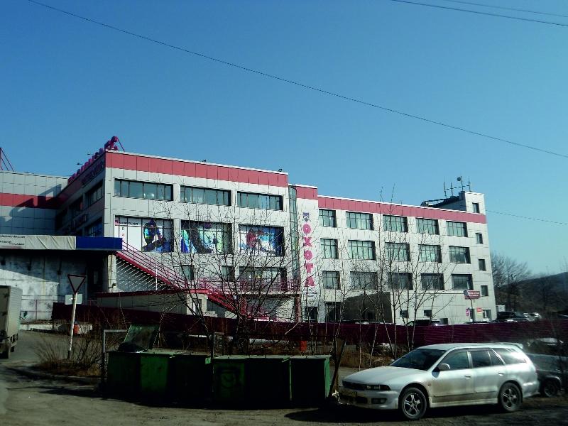 Админитративное здание, пр-кт 100 лет Владивостоку, 150, г. Владивостк
