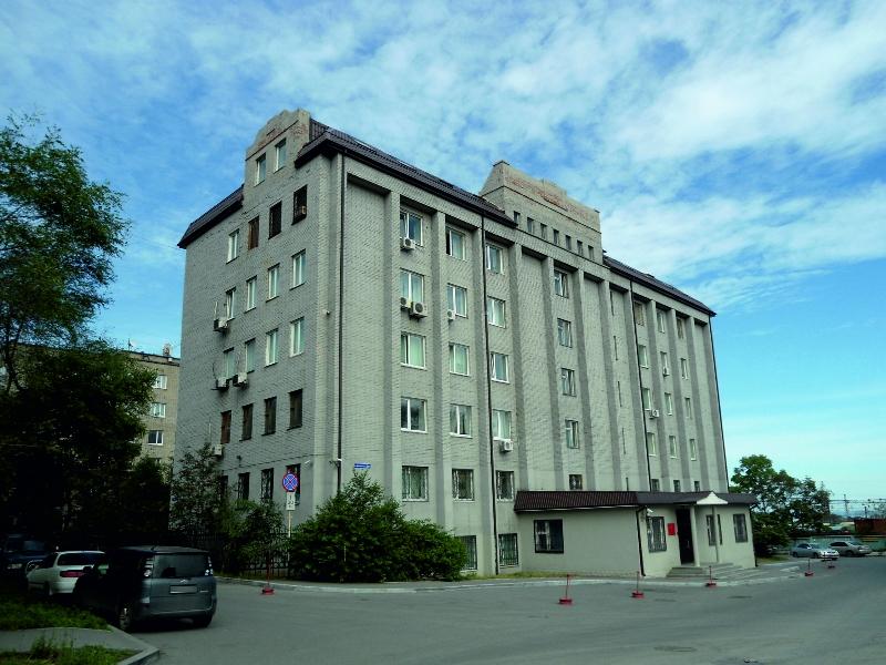 Реконструкция здания по ул. Мельниковская, 103 под Управление Федеральной службы Российской Федерации  по контролю за оборотом наркотиков по ПK