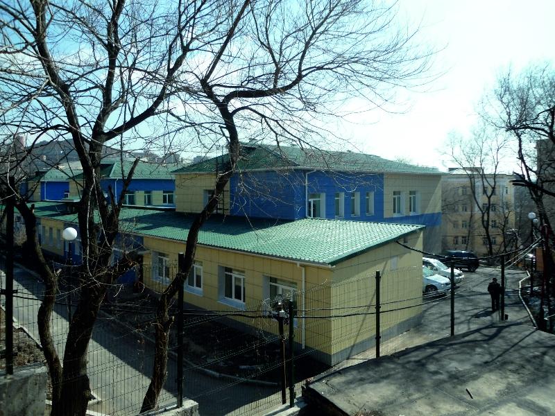 Реконструкция здания детского сада по ул. Светланская, 205 г. Владивосток